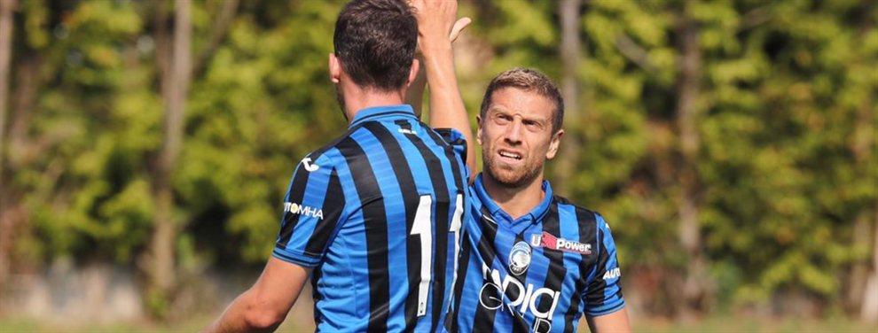 El Atalanta le ofreció renovar el contrato a Alejandro Gómez pensando en la Champions League.