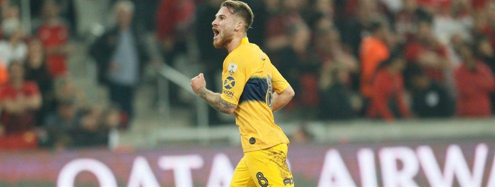 Boca venció a Atlético Paranaense con gol de Alexis Mac Allister en el final del compromiso.