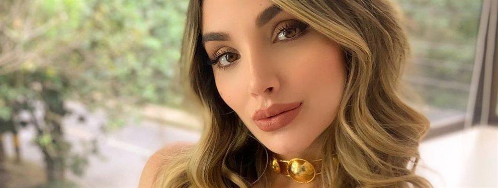 Hay un secreto que guarda Melina Ramírez que hace de la caleña una mujer irresistible y se ve en su foto más sensual: madre mía, ¿¡Qué eso que se hincha!?