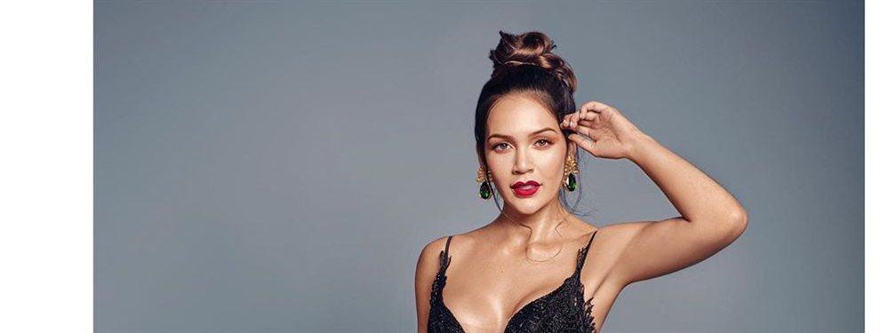 La actriz Lina Tejeiro se deja fotografiar con un look propio de diva de Hollywood.