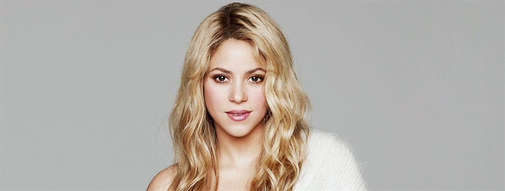 Shakira rescató una imagen en la que se le veía con mucho mejor aspecto que hoy en día