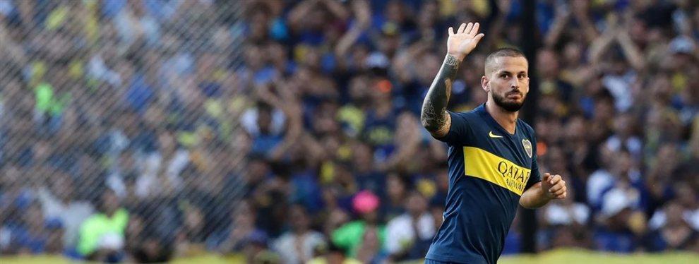 La transferencia de Darío Benedetto al Olympique de Marsella es inminente y así se encuentra su futuro club.