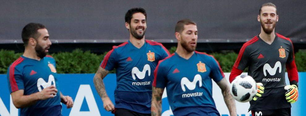 Jesús Vallejó dejará el Real Madrid, del que ya se ha despedido, y pondrá rumbo a la Premier League