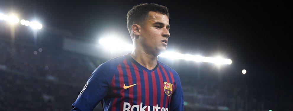 El Barça le ha puesto nuevo precio a Philippe Coutinho, y aceptarían 120 millones