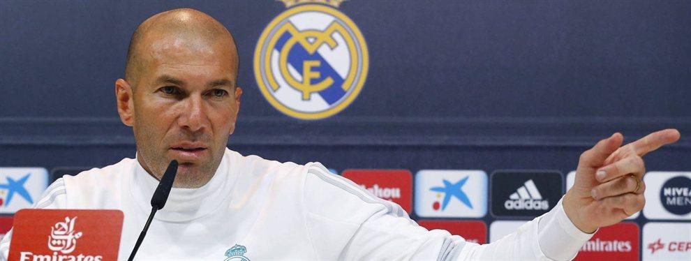 ¡Ya te dije que no le quería en la plantilla, que se vaya fuera!: Zinedine Zidane es inflexible y descarta a otro campeón: ¿su destino?, Inglaterra