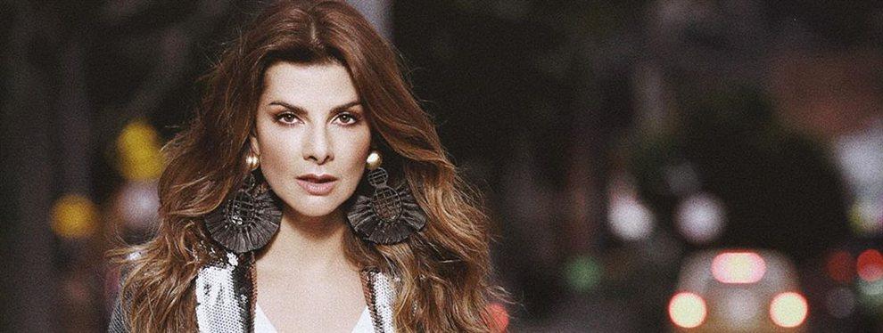 La modelo Carolina Cruz Osorio reconoce que tiene problemas dentales y que su boca está un poco torcida.