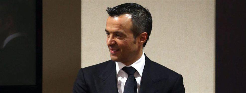 Jorge Mendes ha ofrecido a André Silva al Barça para ser el suplente de Luis Suárez