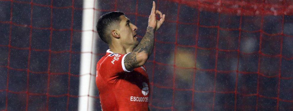 Independiente venció 1 a 0 a Universidad Católica de Ecuador en la ida de los octavos de final de la Sudamericana.