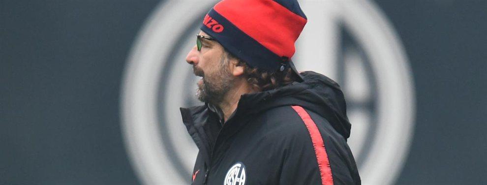 Juan Antonio Pizzi modifica los 11 futbolistas para el estreno de San Lorenzo en la Superliga.