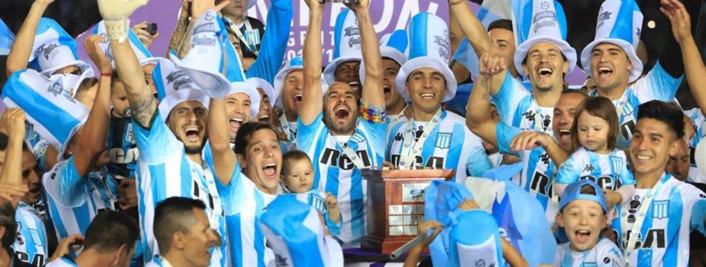 Racing comienza la defensa del título de la Superliga frente a Unión de Santa Fe.