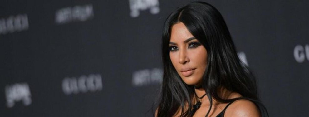 En esta ocasión, la famosa y monumental figura de Kim luce como acabada de salir del horno.