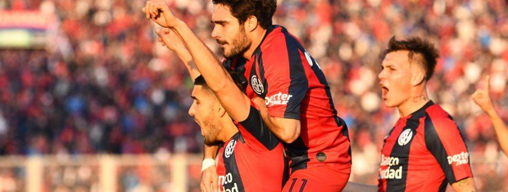 En el Nuevo Gasómetro, San Lorenzo revirtió el resultado y venció 3 a 2 a Godoy Cruz.