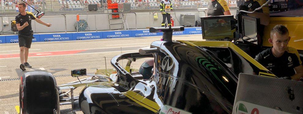 Vaya fin de semana: ¡¡Tremendo accidente de Gasly en el GP de Alemania... ...y media parrilla se queda atrapada en un ascensor!!