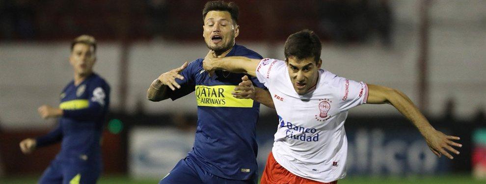 Boca recibe en La Bombonera a Huracán en la primera jornada de la Superliga Argentina.
