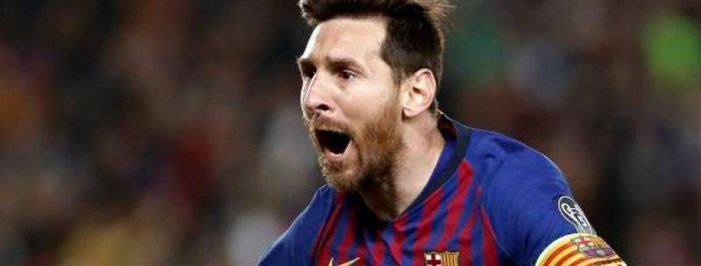 """El fichaje que cierra Ernesto Valverde y su dirección deportiva y que enfada a Leo Messi: """"¿Quién?"""". Extraño y sorpresivo movimiento del Barça"""