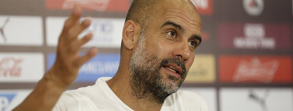 """¡Bombazo: intercambio de cracks """"Tú te llevas a este y yo a ese""""!. Inesperado movimiento de Guardiola y millonada de por medio para cambiar de cromos"""