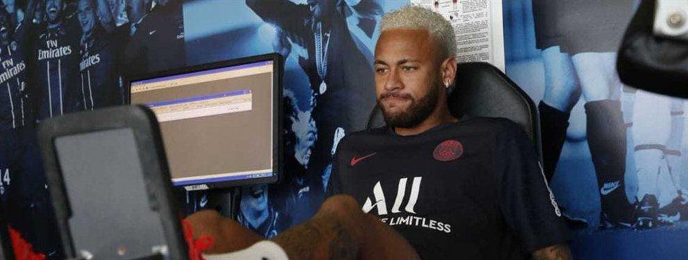 Neymar ha pedido al Barça que regrese Dani Alves, su íntimo amigo, a la disciplina