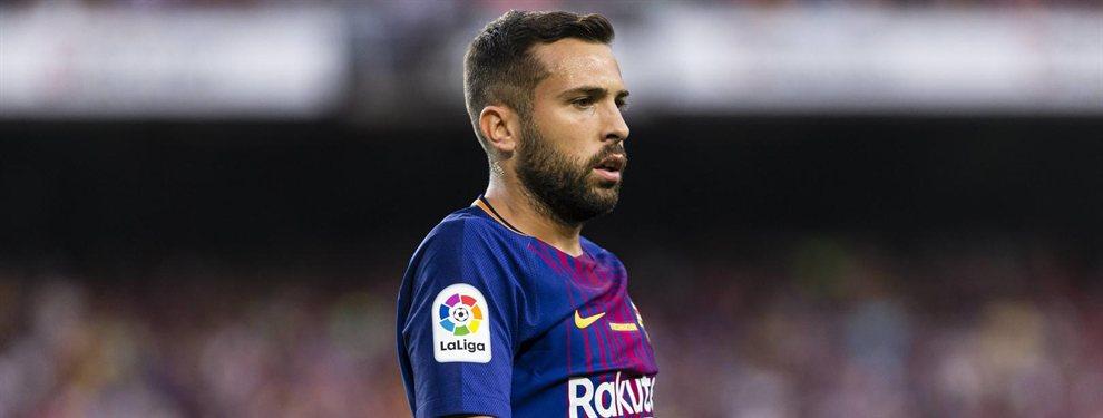 El Barça se ha fijado en Matteo Darmian para ser el sustituto de Jordi Alba. Una opción sorprendente.
