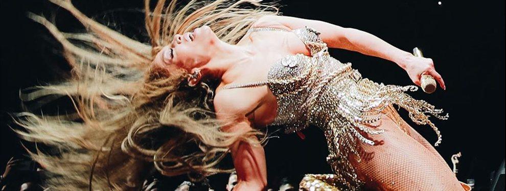 """El vídeo del detalle que encumbra a Jennifer López por encima de otras, ¡ojo! """"¡¡Diva!!"""". Los fans se vuelven locos con los likes a la artista del Bronx"""