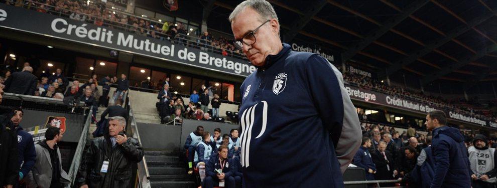 Nicolas Pepe, quien fue una apuesta de Marcelo Bielsa en el Lille, se convertirá en el fichaje más caro en la historia del Arsenal.