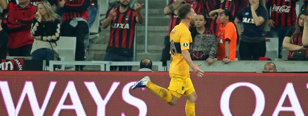Boca recibe en La Bombonera a Atlético Paranaense buscando asegurar la clasificación a los cuartos de final de la Copa Libertadores.