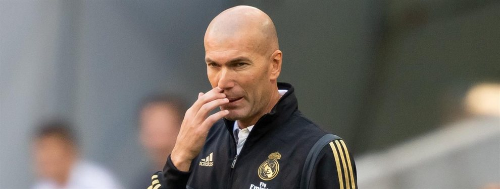 Zinedine Zidane quiere mandar a Thibaut Courtois al banquillo y alinear a Keylor Navas
