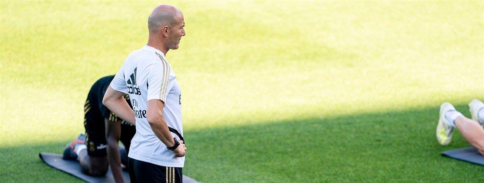 Un nuevo fichaje del Real Madrid, Luka Jovic, está muy enfadado con Zinedine Zidane