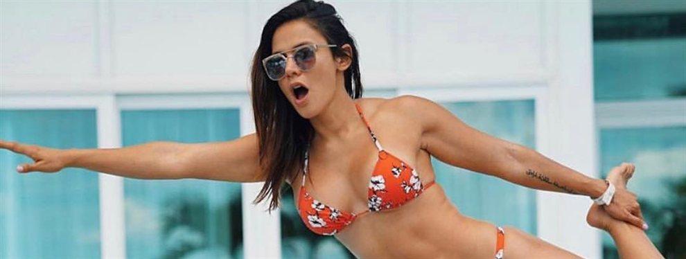 La youtuber Selena Spice de deja fotografiar con un look que bien le vale el apodo por el que antes se la conocía