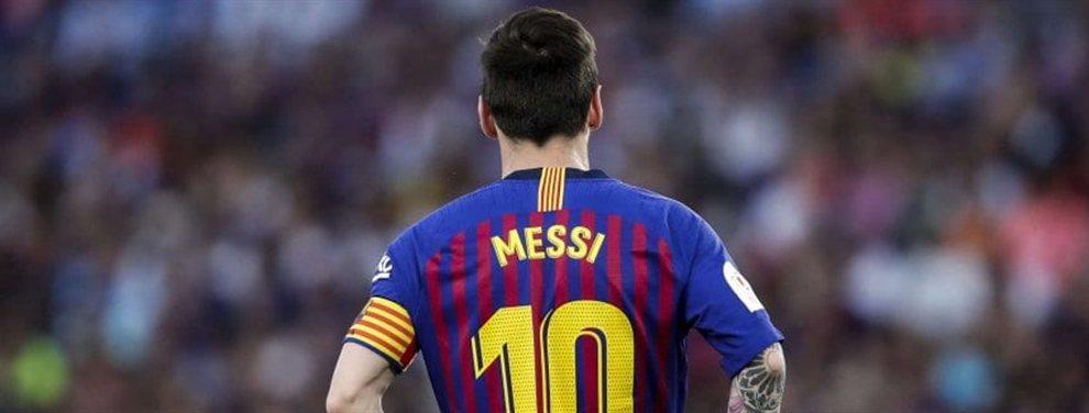 Leo Messi sabe que Carles Aleñá podría decir adiós al Barça y marcharse al Betis