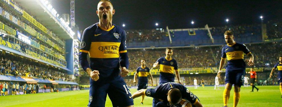 Boca se enfrentó con Atlético Paranaense por el encuentro de vuelta de los octavos de final de la Copa Libertadores.