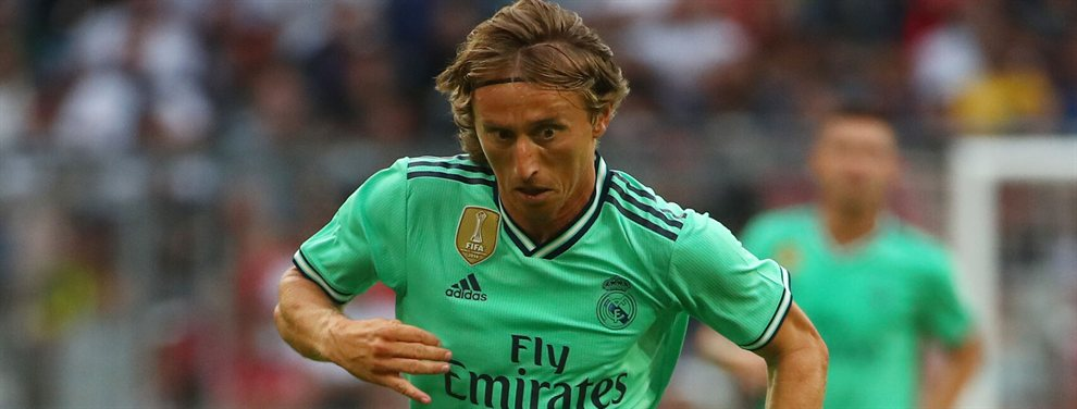 Luka Modric no ha sido seleccionado entre los nominados al 'The Best', lo que le retrata