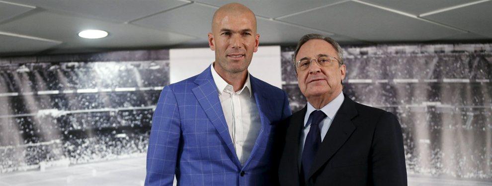 Zinedine Zidane quiere cargarse a Vinicius Junior y pide a Florentino Pérez que salga