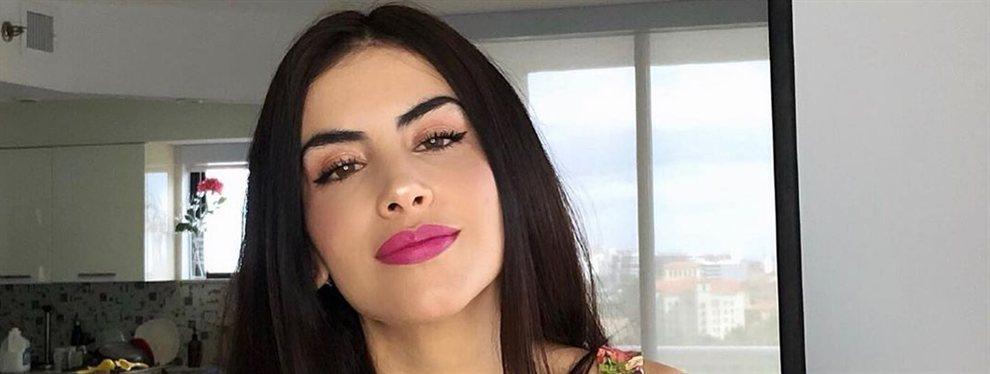 La modelo Jessica Cediel se ha comprometido con Leo Sarria, ocho años más joven que ella.