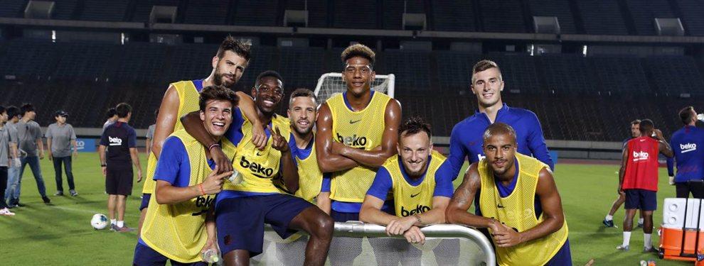 """Cabreo tremendo de Leo Messi, """"lo siento, pero este es el descarte"""": el overbooking fuerza a irse a un titularísimo y amigo del argentino del Camp Nou"""