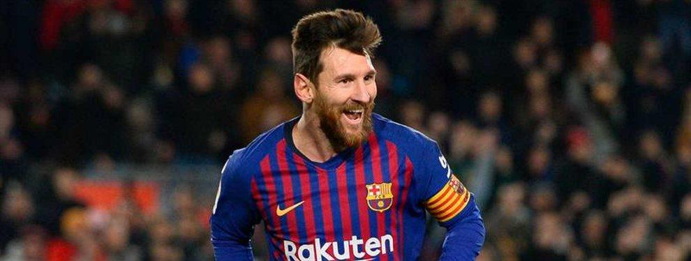 Junior Firpo ha pedido perdón a Leo Messi por sus 'tweets' para acercarse más al Barça