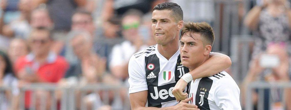 Cristiano Ronaldo quiere echar a Gonzalo Higuaín de la Juventus, y la Roma acecha al argentino