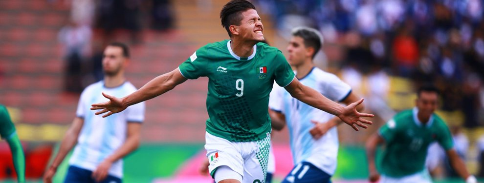 La Selección Argentina Sub 23 cayó 2-1 ante México por la segunda fecha del Grupo A de los Juegos Panamericanos.
