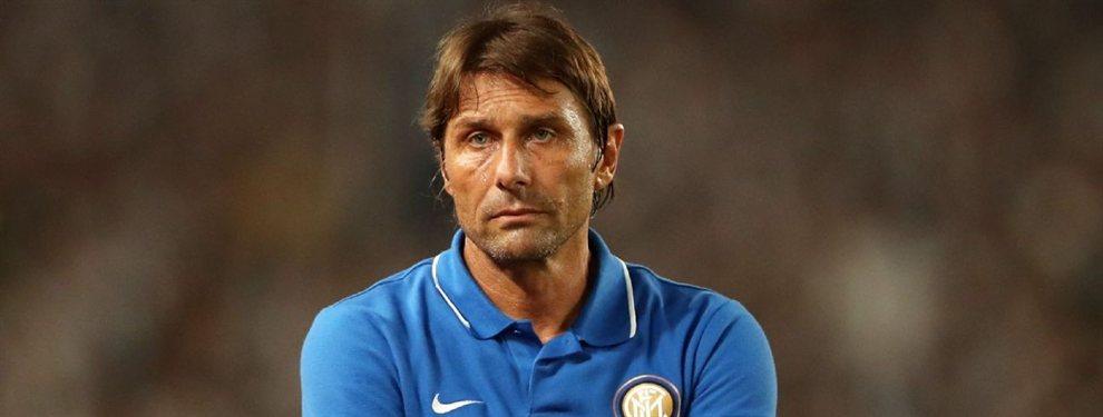 El Inter de Milán de Antonio Conte quiere a Arturo Vidal e Ivan Rakitic y ya negocia por ellos