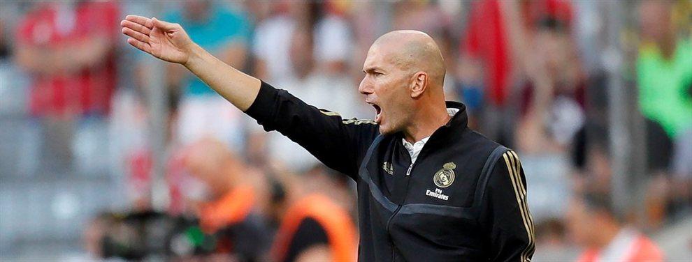 Zinedine Zidane tiene un tapado para completar el ataque del Real Madrid: Brahim Díaz