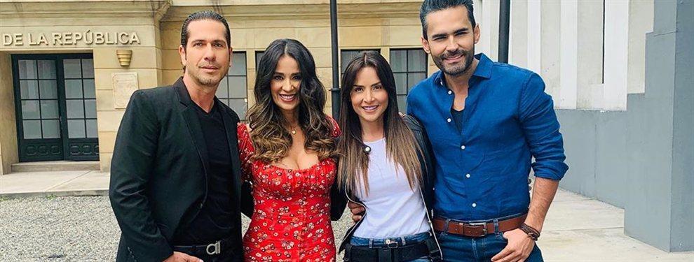 """La sorpresa de Carmen Villalobos, una más tras su baile con Roy Morales, que conmociona Instagram, ¡agárrame la pistola!: ¡""""te amo, bebecita""""!"""