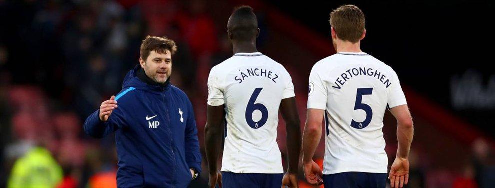 Davinson Sánchez está muy disgustado con el Tottenham y amenaza con aceptar las ofertas de Liverpool y Manchester United