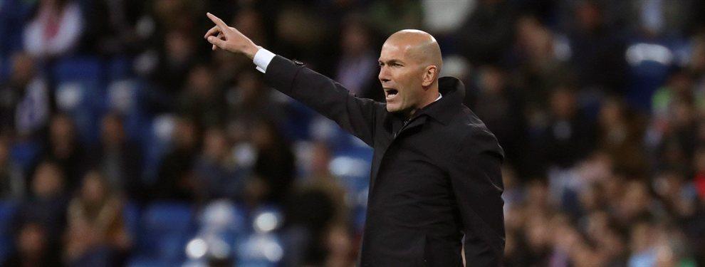 Zinedine Zidane busca la solución a los problemas del Real Madrid y de momento ya ha identificado tres