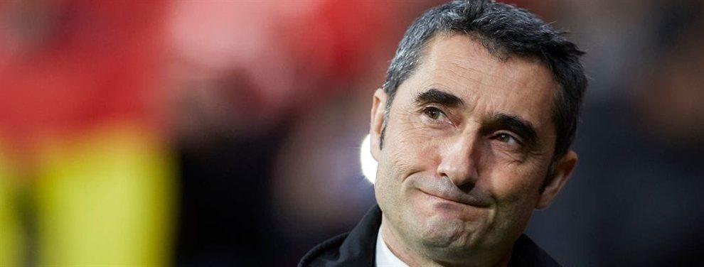 Pep Guardiola le roba a Ernesto Valverde un deseado para fortalecer al Barcelona: ¡¡sorpresón!!. Se acaban las opciones preferidas del entrenador vasco