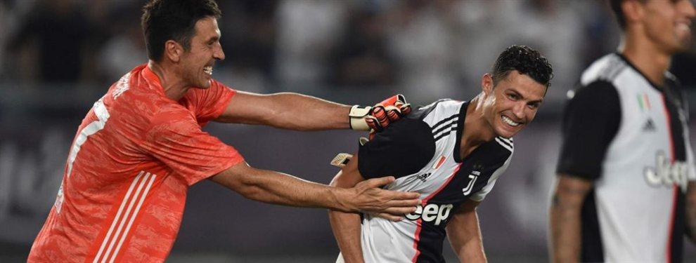 ¡Cristiano Ronaldo invita a una estrella de la Juventus a salir y le asesora para ello!: la directiva y el cuerpo técnico 'bianconeri' no dan crédito