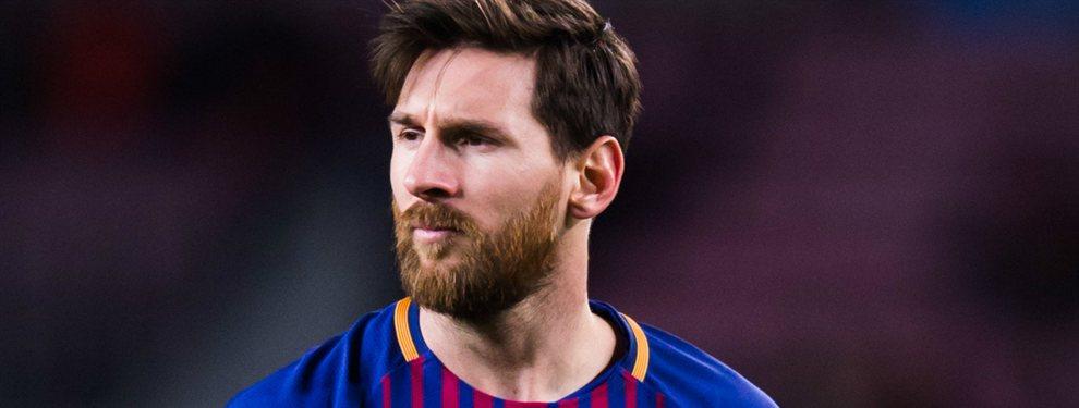 Cambia a Messi por Zidane: la bomba que prepara Florentino (y no es Neymar)