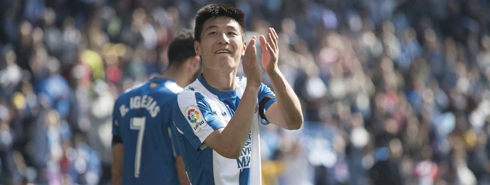En caso de que Borja Iglesias se marche del Espanyol, lo cual luce bastante probable, la institución prepara un tridente de ataque.