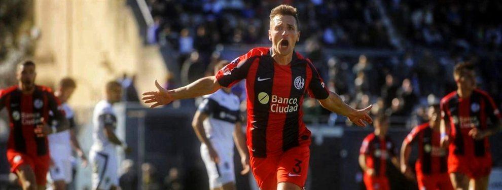 Luego de la eliminación por la Copa Libertadores, San Lorenzo se impuso 1-0 ante Gimnasia en La Plata.