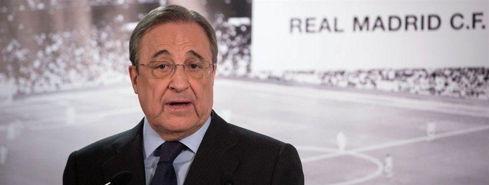 Florentino Pérez quiere destrozar al Barça y a Messi y por ello quiere robarles a Neymar