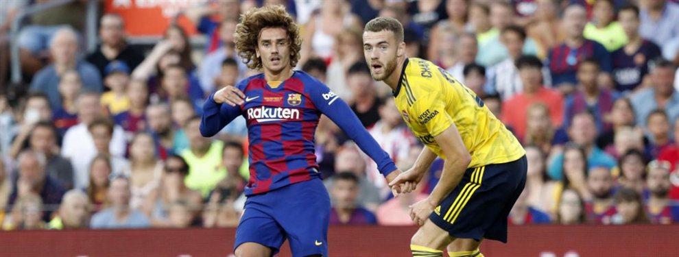 Antoine Griezmann puede hacerle un favor al Barça y salvarles de una sanción astronómica