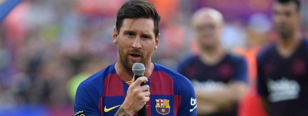 Leo Messi ha pedido la llegada de un lateral derecho y el elegido es Joshua Kimmich